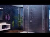Стеклянная душевая кабина – лучший способ сделать вашу ванную комнату стильной и уникальной!