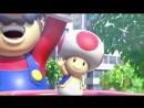 Mario  Sonic at the Rio 2016 Olympic Games — Вступительное видео (WiiU)
