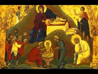 Алило. Рождественская песнь. Схиархим. Серафим (Бит-Хариби) и Хор монастыря 13 Ассирийских отцов (Грузия)