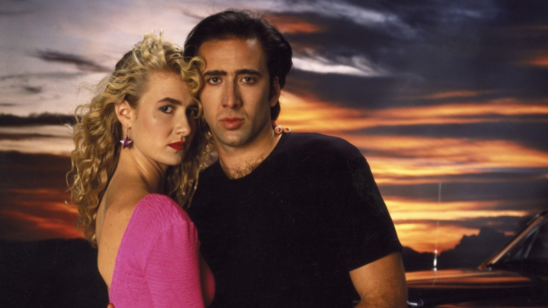Дикие Сердцем - В Пустыне - Wild At Heart - In The Desert ( David Keith Lynch 1990 )