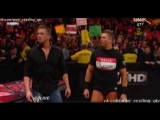 [WWE QTV]☆]Cамці Савців.Weekly.TheRedbrand.Raw[26.11.2010]QTV