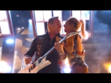 Metallica feat. Lady Gaga - Moth Into Flame (Dress Rehearsal for the 59th GRAMMYs)