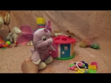 ИГРАЕМ с ЛУНТИКОМ! Развивающее видео для детей. Учим цвета, учимся считать до 10 - все серии ПОДРЯД