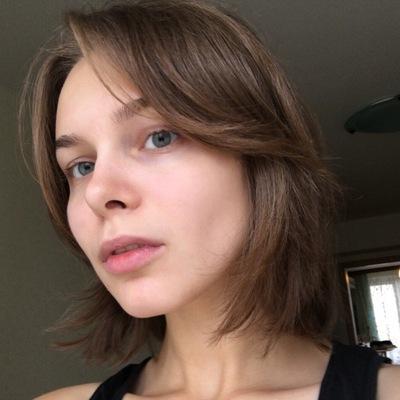 Алена Котельникова