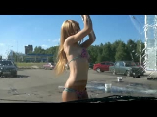 Горячие девушки Автомойки выше качества