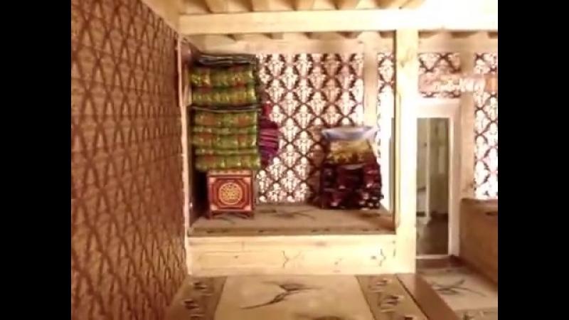 Помирӣ хун. Помире чид. Традиционный дом Памирских народов