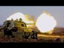 2S19 MSTA-S 152mm self-propelled howitzer long-barreled 152 mm gun