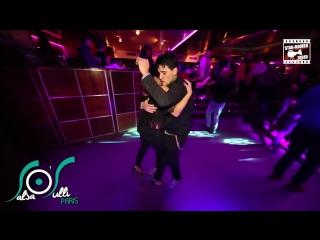 Umberto Nocita Kristel - social dancing @ Salsa Osulli Paris