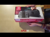 Worlds First Nintendo Switch Unboxing! (Official 1080p)