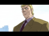 Guyver The Bioboosted Armor TV | Гайвер 2 серия [русская озвучка by Esfiriys]