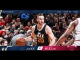 Хайлайты Юты в матче с Bulls  19.03.17
