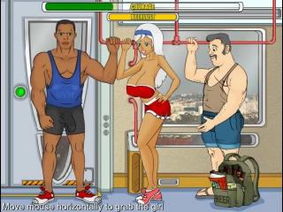 Эротическая флеш игра от m'n'f train-fellow-2 только для взрослых 18+ запрещено для детей!!!!