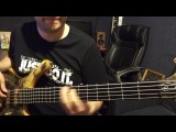 Jamiroquai - Starchild bass cover