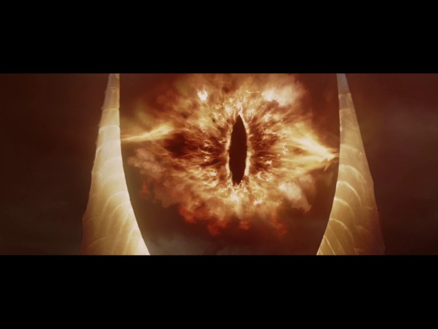 Eye of Sauron Yule Log Five Hours