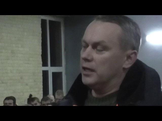 Андрій Білецький у Черкасах