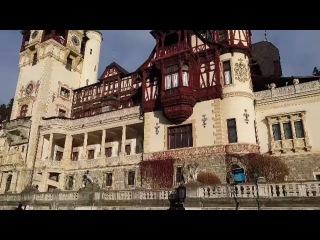 Peles Castle and Brasov Trip, Romania 2017