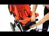 Прогулочная коляска Jetem Prism S-901 W с накидкой на ножки (Жетем Призм)