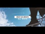 BRAT-ZA-BRATA - ALL WHITE