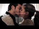 kara & mon-el: talk + kiss/make-out scene • 2x13 [slow-motion]