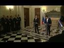 Сотрудничество с ЕС, санкции, развертывание американской ПРО, Крым — важные заявления Владимира Путина во время визита в Грецию. Новости. Первый канал
