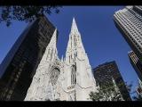 США Нью-Йорк, собор Св.Патрика  NYC St. Patrick's Cathedral