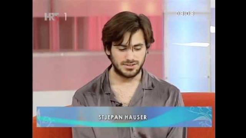 Stjepan Hauser & Luka Sulic interview Dobro Jutro Hrvatska