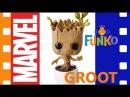 Башкотряс Танцующий Грут | Dancing Groot Vynil Bobble Head Funko