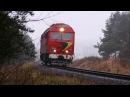 ТЭП70БС-005 следует резервом / Diesel locomotive TEP70BS-005