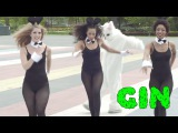 Oliver Heldens - Bunnydance Vs. Aaron Smith - Dancin' Vs. ZHU - Faded GIN BOOTLEG