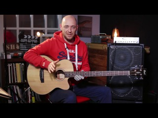 Cort Acoustic Bass Review /// Scott's Bass Lessons