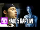 Halo 5 Rap LIVE by JT Music - Angel By Your Side