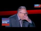 В.Жириновский - анекдот про Меркель и Обаму