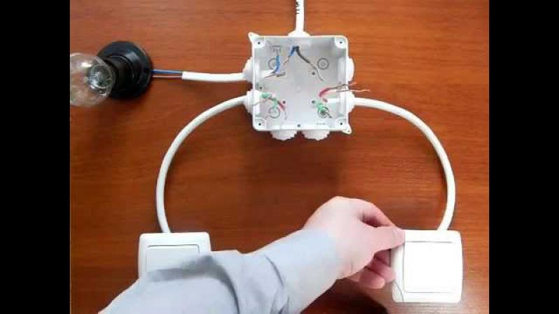 Download подключение розетки и выключателя tube.allsl.com vi.