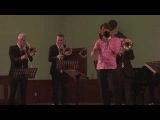 Derek Bourgeois: Bone Apart - Brandt Attema Szeged Trombone Ensemble