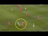 Neil Taylor RED CARD sent off vs Seamus Coleman | Injury Shocking | Mar 24, 2017