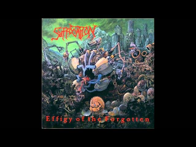 Suffocation - Effigy of The Forgotten (FULL ALBUM HD)