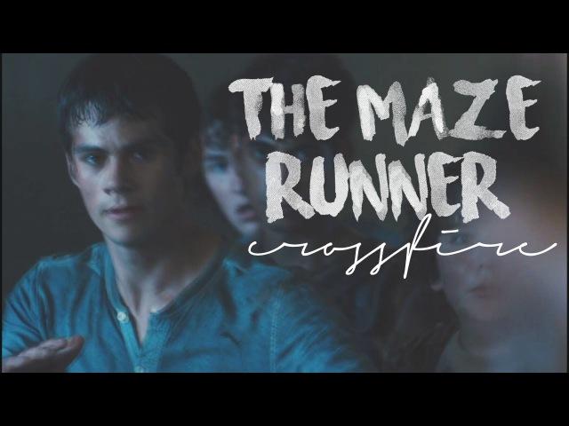► The Maze Runner ✗ Crossfire