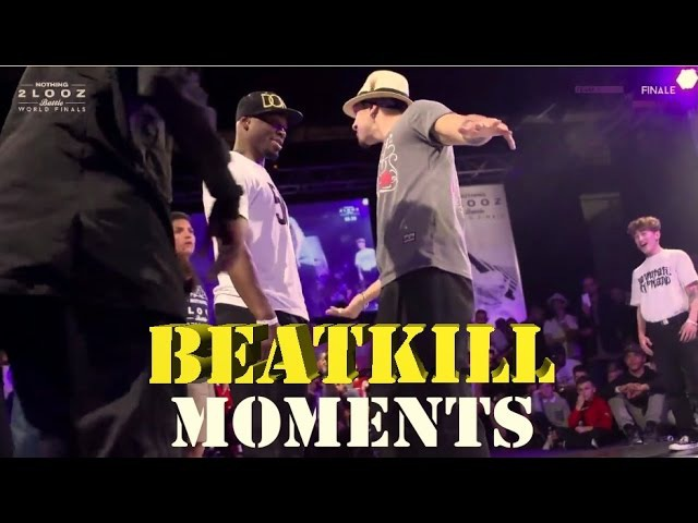 DOPE Moments | Beatkilling in Dance Battles | Episode 2 (Les Twins,Skitzo,Boy Mijo and more)