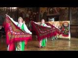 Девичий хоровод - исп. танцевальный ансамбль