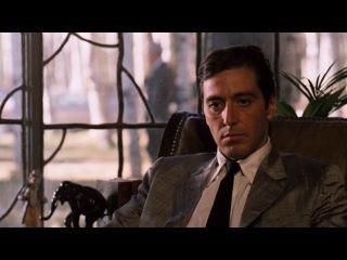 Крестный отец 2. Сенатор Пэт Гири и Майкл Корлеоне. Переговоры об игорном бизнесе.