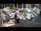 17 декабря 2013 Блокпост на Прорезной