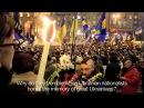 1 января 2013. Киев. Torch March, Kyiv 1.01.2013