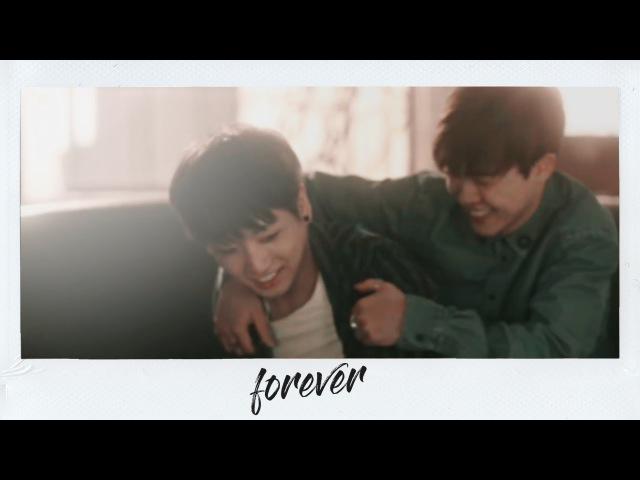 Forever; jikook ✨ childhood friends!au