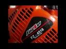 Обзор бензопилы ForZa 4518Carver RSG 45-18K
