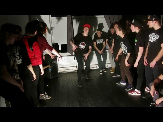 Para vs Princess KillaBlokk | Tour 1 BEGINNERS | RAW League Spb