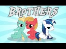 Brothers ¨MLP ANIMATION¨ reuploaded