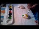 Набор для изготовления и росписи Барельефов из гипса! МАГНИТЫ
