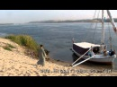 Sailing the Nile on an Egyptian Felucca - Aswan to Luxor!