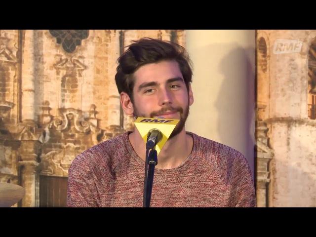 Alvaro Soler - Volar (LIVE w RMF FM)