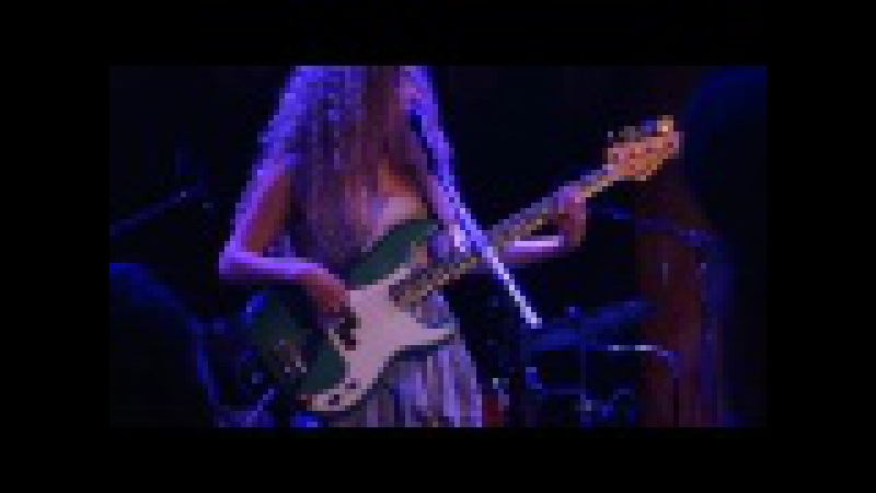 Rock Roll Suicide - Tal Wilkenfeld at GAMH 100816